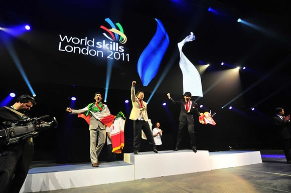Worldskills Ceremony