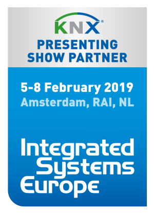 KNX presenting Show Partner