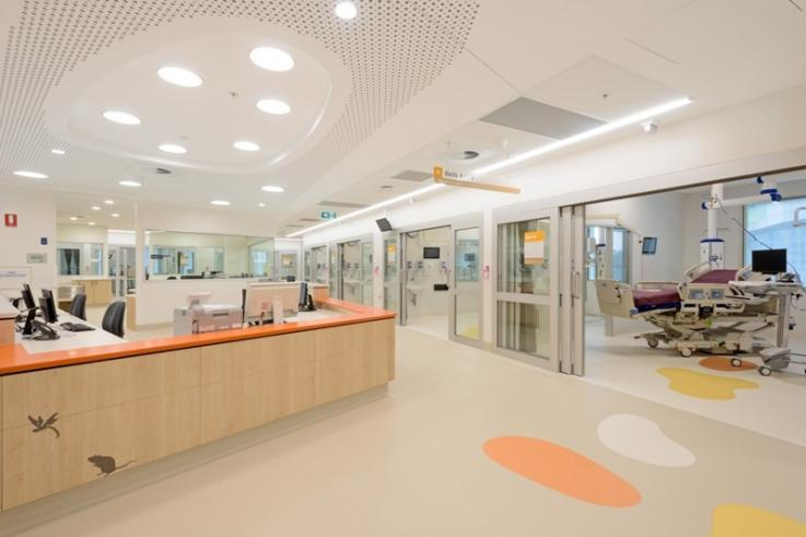 Source: Monash Children's Hospital - a project by iAutomation - http://www.iautomation.com.au