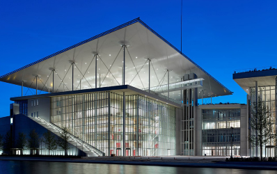 Energy Efficiency Winner 2018 - Stavros Niarchos Foundation Cultural Centre - Eibshop Greece