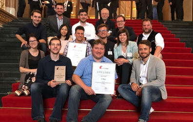 Young Winner 2018 - Energy Efficiency Management in private house - iHaus AG